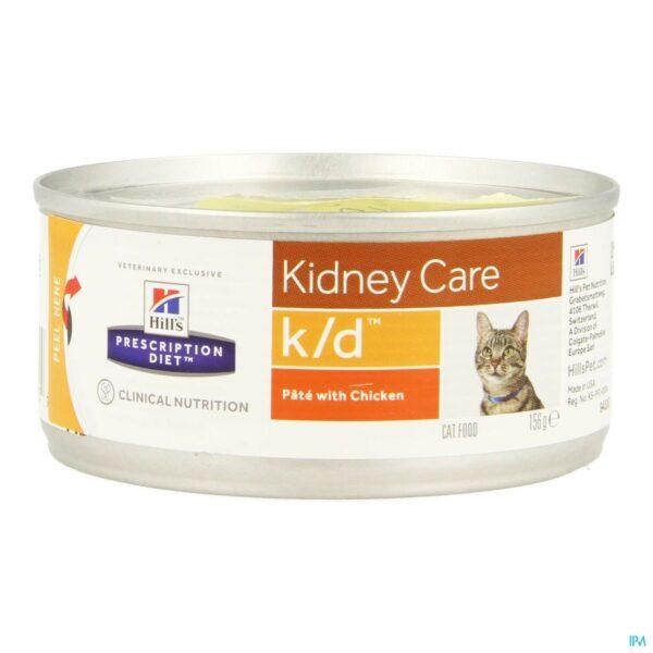 Hill's Prescription Diet k/d Feline 156g