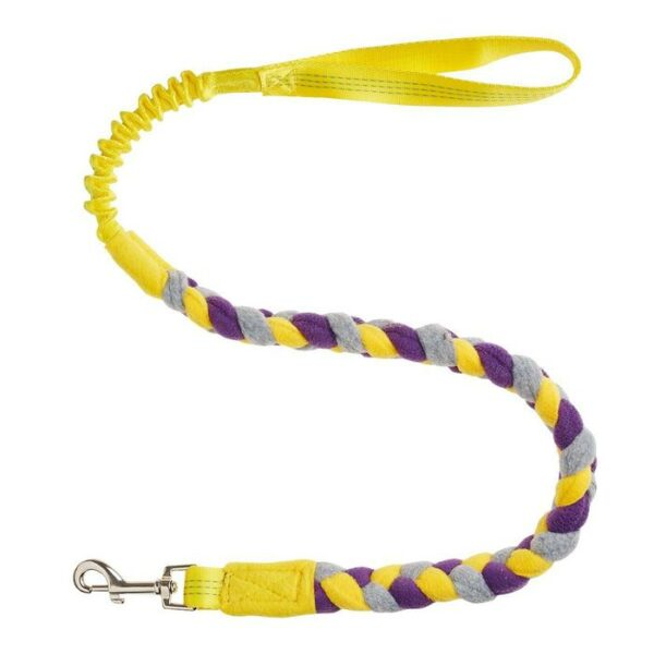 TUG - Bungee Fleece Tuggy Lead