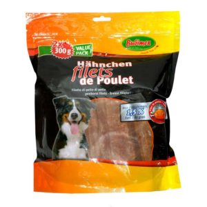 BUBIMEX - Filets de poulet 600g