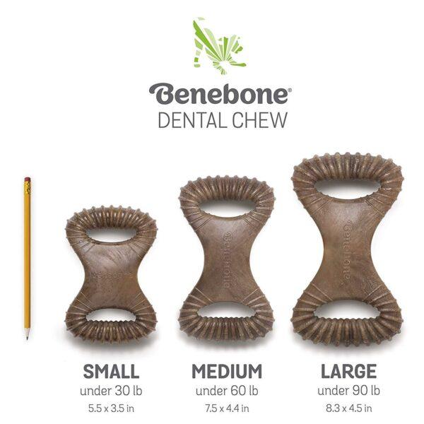 PETSOLUTIONS - Benebone Dental Bacon (M)