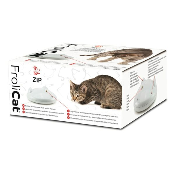 FROLICAT - Zip Laser