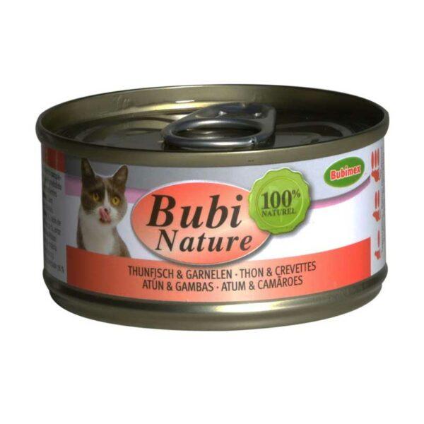 BUBIMEX - Bubi Nature Thon & Crevettes