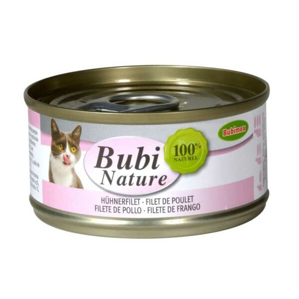 BUBIMEX - Bubi Nature Filets de Poulet