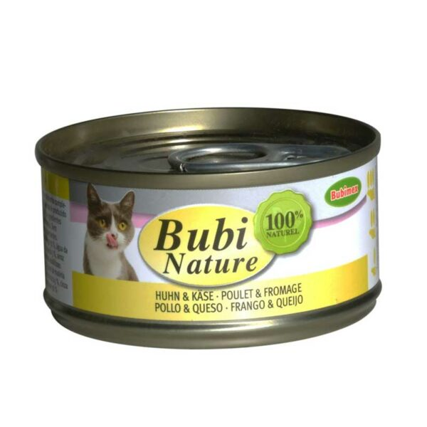 BUBIMEX - Bubi Nature Poulet & Fromage