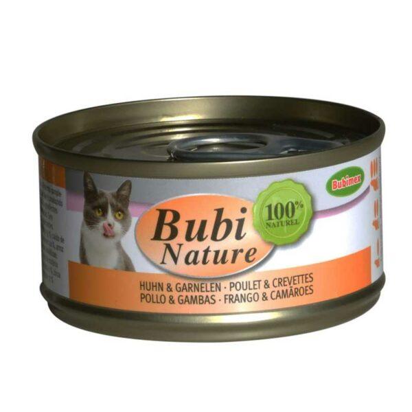 BUBIMEX - Bubi Nature Poulet & Crevettes