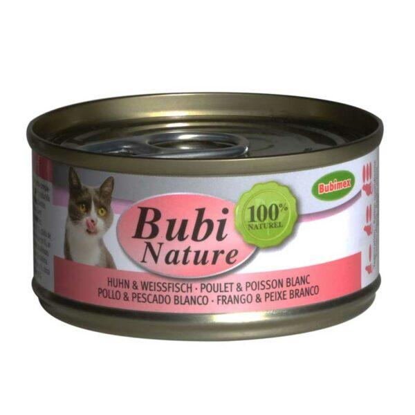 BUBIMEX - Bubi Nature Poulet & Poisson Blanc
