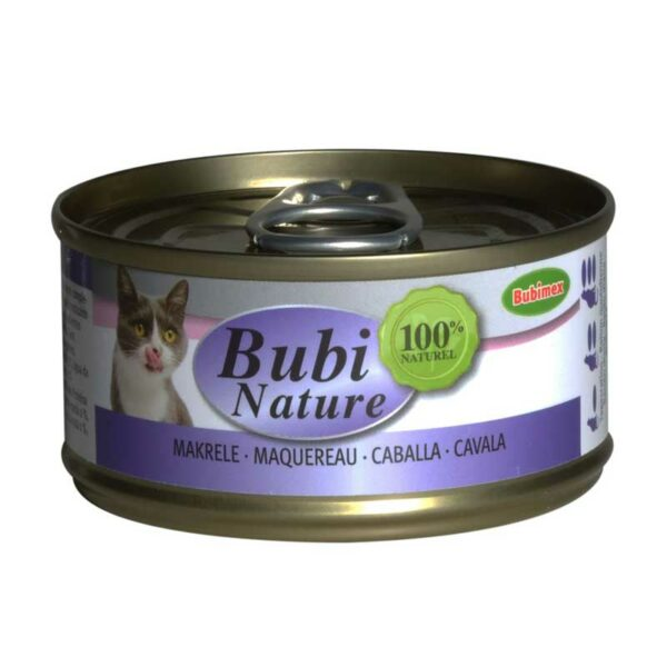 BUBIMEX - Bubi Nature Maquereau