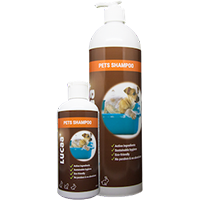 Lucaa+ - Pets Shampoo