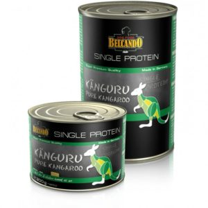 Single Protein Kangourou - Belcando