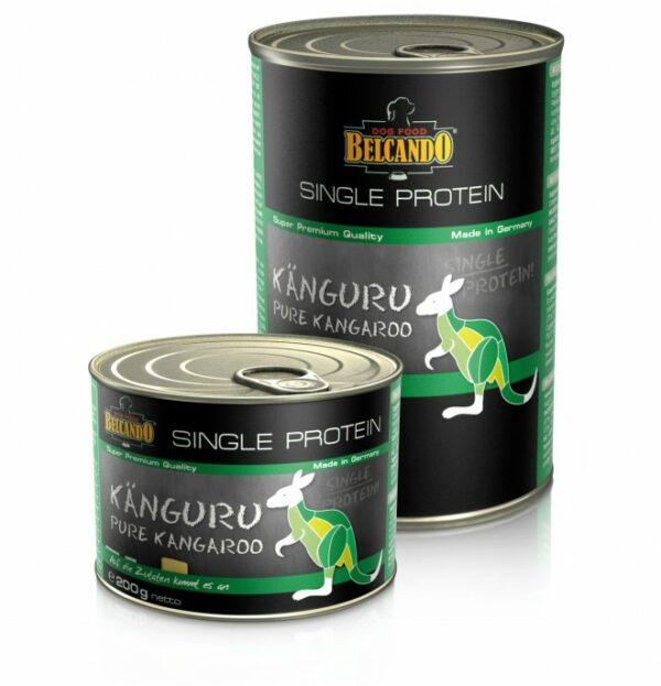 Single Protein Kangourou - Belcando