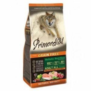 PRIMORDIAL - Adult Poulet/Saumon