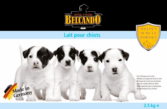 Lait pour chiot - Belcando