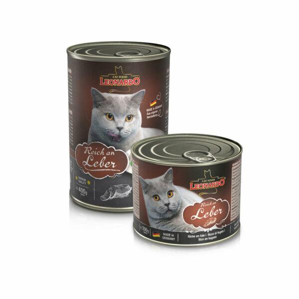 Foie - Aliment Humide - Leonardo