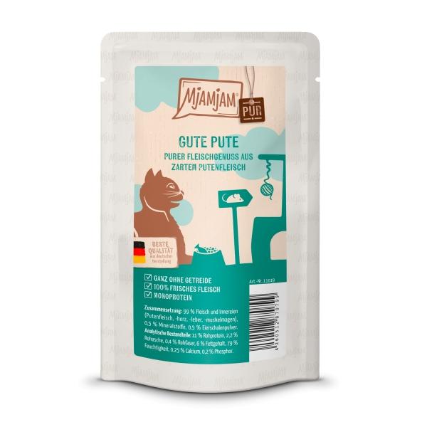 PLATINIUM - Pure Dinde 125g