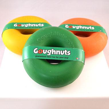 Original Coloured Ring - GoughNuts