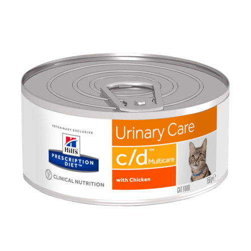 Hill's™ Prescription Diet™ c/d™ Multicare Feline au Poulet