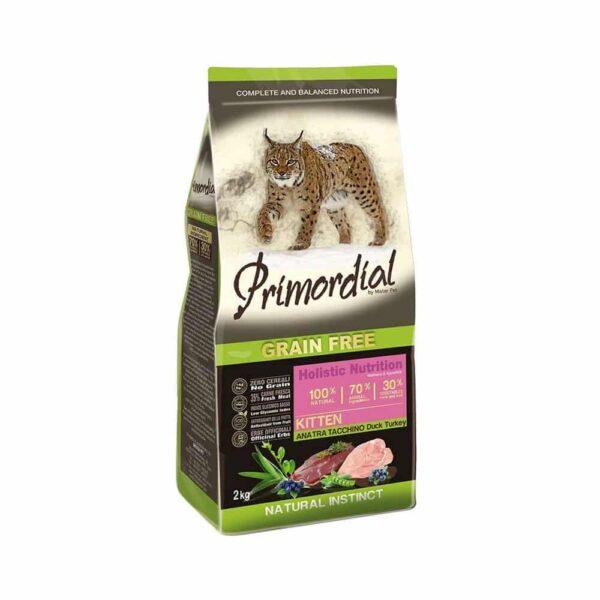 PRIMORDIAL - Kitten Canard/Dinde