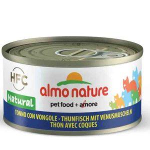 Almo Nature Thon avec Coques